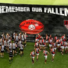 football anzac