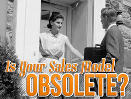 is yur sales model obselete